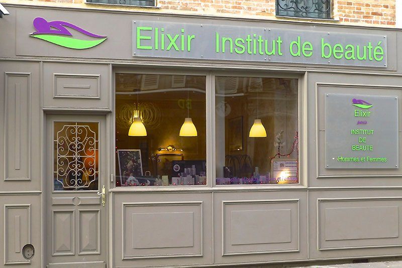 Super Institut Elixir Beauté - Elixir Beauté Paris BS21